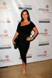 Marcia Gay Harden arriving at StepUp Women's Network Inspiration Awards Royalty Free Stock Photos