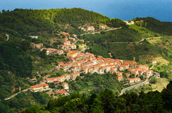 Marciana (Isola d'Elba Italy) Royalty Free Stock Photos