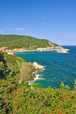 Marciana marina,elba island Royalty Free Stock Photo