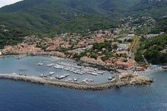 Marciana Marina-Elba island Royalty Free Stock Images