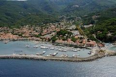 Marciana Marina-Elba island Stock Image