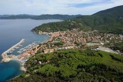 Marciana Marina-Elba island Royalty Free Stock Image
