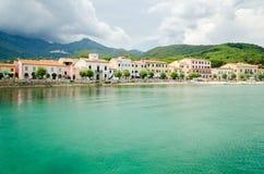 Marciana Marina, isla de Elba Imágenes de archivo libres de regalías