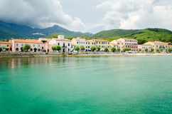 Marciana Marina, Island of Elba Royalty Free Stock Images