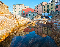 Marciana marina. Italy. Royalty Free Stock Photo