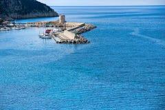 Marciana marina. Italy. Stock Image