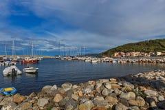 Marciana Marina Royalty Free Stock Image