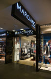 Marciano Guess brand store Stock Images