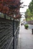 marciapiede Immagine Stock Libera da Diritti