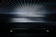 Marciapiede mobile sotterraneo al National Gallery di arte, in Wa immagini stock