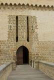Замок Marcilla стоковая фотография rf