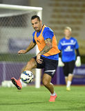 Marcin Wasilewski of Leicester City Royalty Free Stock Image