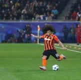Marcio Azevedo do FC Shakhtar Donetsk Imagens de Stock Royalty Free