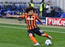 Marcio Azevedo do FC Shakhtar Donetsk fotografia de stock royalty free