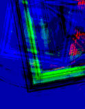 Marco único Imagen de archivo