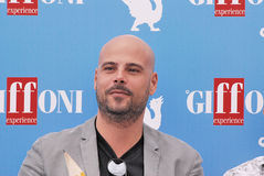 Marco Δ ` Amore στο φεστιβάλ 2016 ταινιών Giffoni στοκ εικόνες