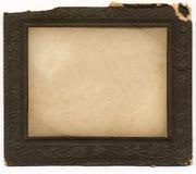 Marco 1 de la vendimia Fotos de archivo