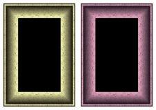 marco Imagenes de archivo