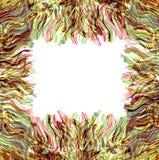 Marco 2 de la hierba Fotos de archivo