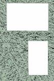Marco abstracto Imágenes de archivo libres de regalías