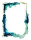 Marco abstracto del Grunge Imagen de archivo libre de regalías