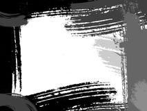 Marco abstracto del grunge, vector Foto de archivo libre de regalías
