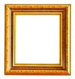 Marco aislado de la foto de la vendimia Fotos de archivo libres de regalías