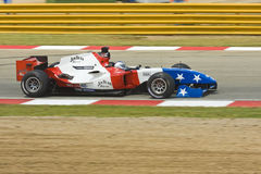 Marco Andretti (equipe EUA) Imagens de Stock Royalty Free