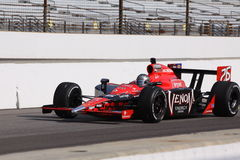 Marco Andretti Indianapolis 500 Pole Day 2011 Indy Stock Images