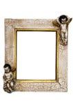 Marco antiguo Fotografía de archivo