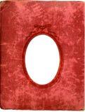 Marco antiguo de la felpa foto de archivo