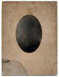 Marco antiguo de la foto Fotos de archivo