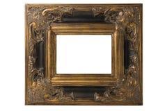 Marco barroco español Fotos de archivo