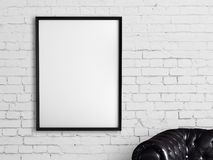 marco blanco imágenes de archivo libres de regalías