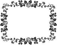 marco color de rosa Imagen de archivo