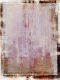 Marco coloreado sucio Foto de archivo libre de regalías