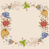 Marco colorido Imágenes de archivo libres de regalías