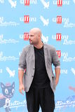 Marco D`Amore at Giffoni Film Festival 2016. Giffoni Valle Piana, Sa, Italy - July 17, 2016 : Marco D`Amore at Giffoni Film Festival 2016 - on July 17, 2016 in Stock Image