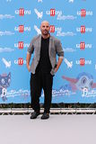 Marco D`Amore at Giffoni Film Festival 2016. Giffoni Valle Piana, Sa, Italy - July 17, 2016 : Marco D`Amore at Giffoni Film Festival 2016 - on July 17, 2016 in Royalty Free Stock Photos