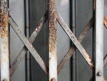 Marco de acero Imagen de archivo libre de regalías