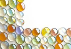 Marco de cristal imagen de archivo