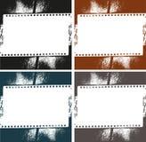 Marco de Grunge Fotografía de archivo libre de regalías