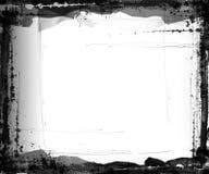 Marco de Grunge Fotos de archivo libres de regalías