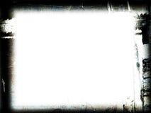 Marco de Grunge Imagenes de archivo