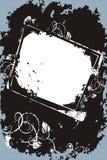Marco de Grunge imagen de archivo