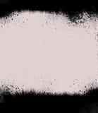 Marco de Grunge Goth Fotos de archivo