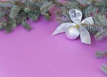 Marco de la Feliz Año Nuevo Imagen de archivo libre de regalías
