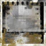 Marco de la foto de Grunge Imagen de archivo libre de regalías
