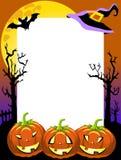 Marco de la foto de Halloween [1]