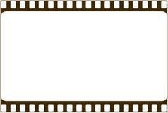 Marco de la foto de la película Fotos de archivo libres de regalías